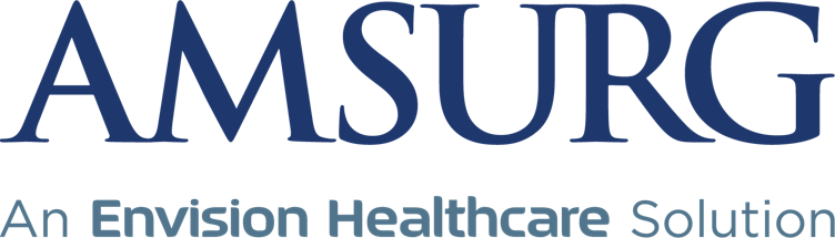 Amsurg envision healthcare solution